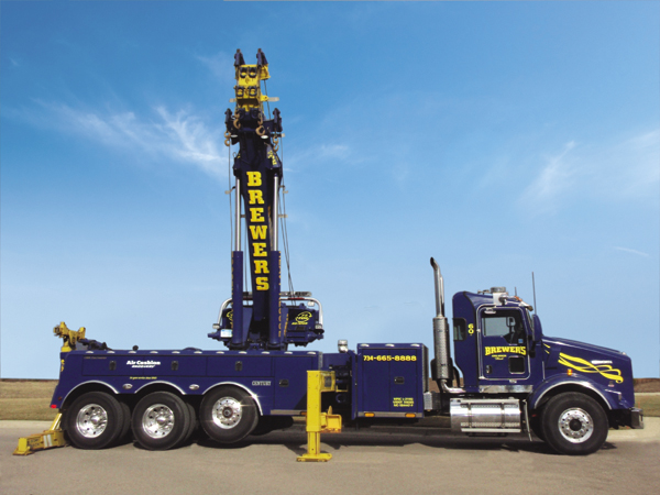ann arbor towing heavy duty towing michigan roadside assistance