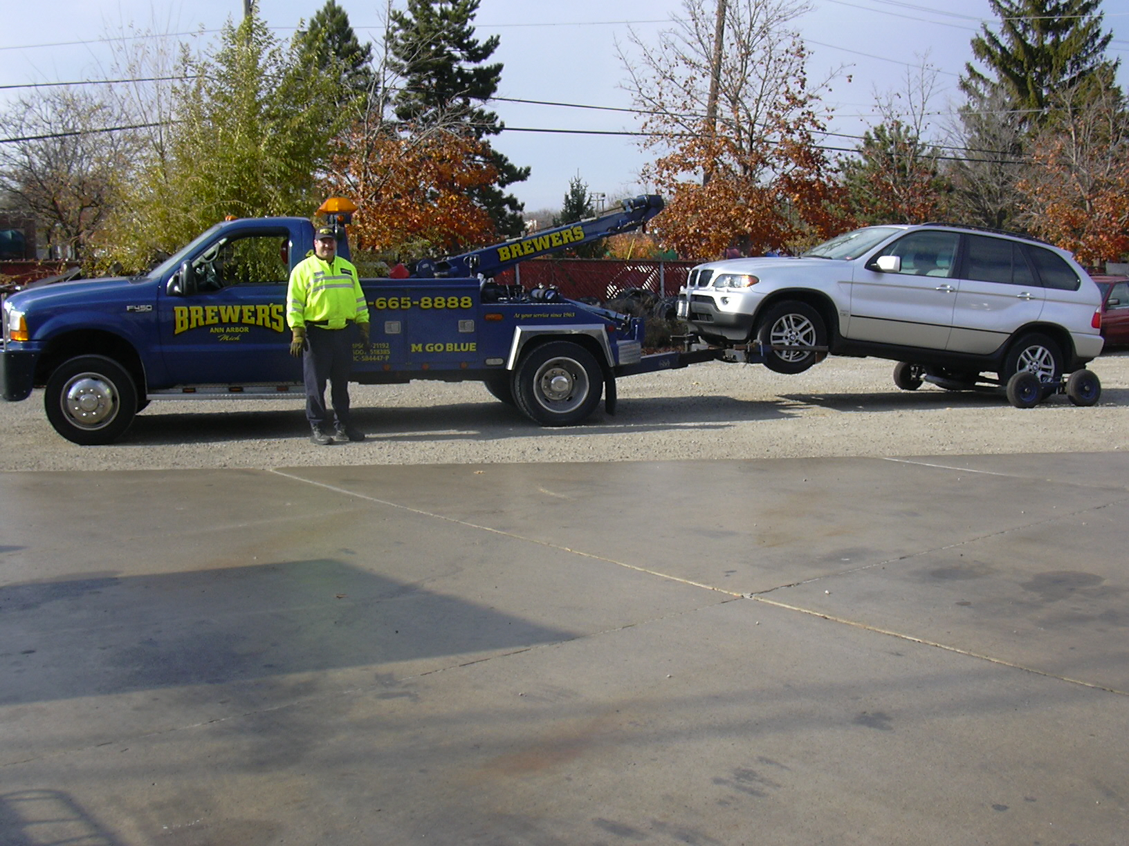 Ann Arbor Towing
